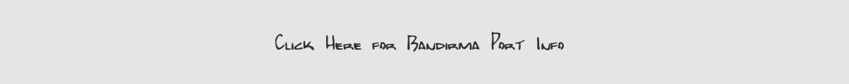 Bandırma Port Info